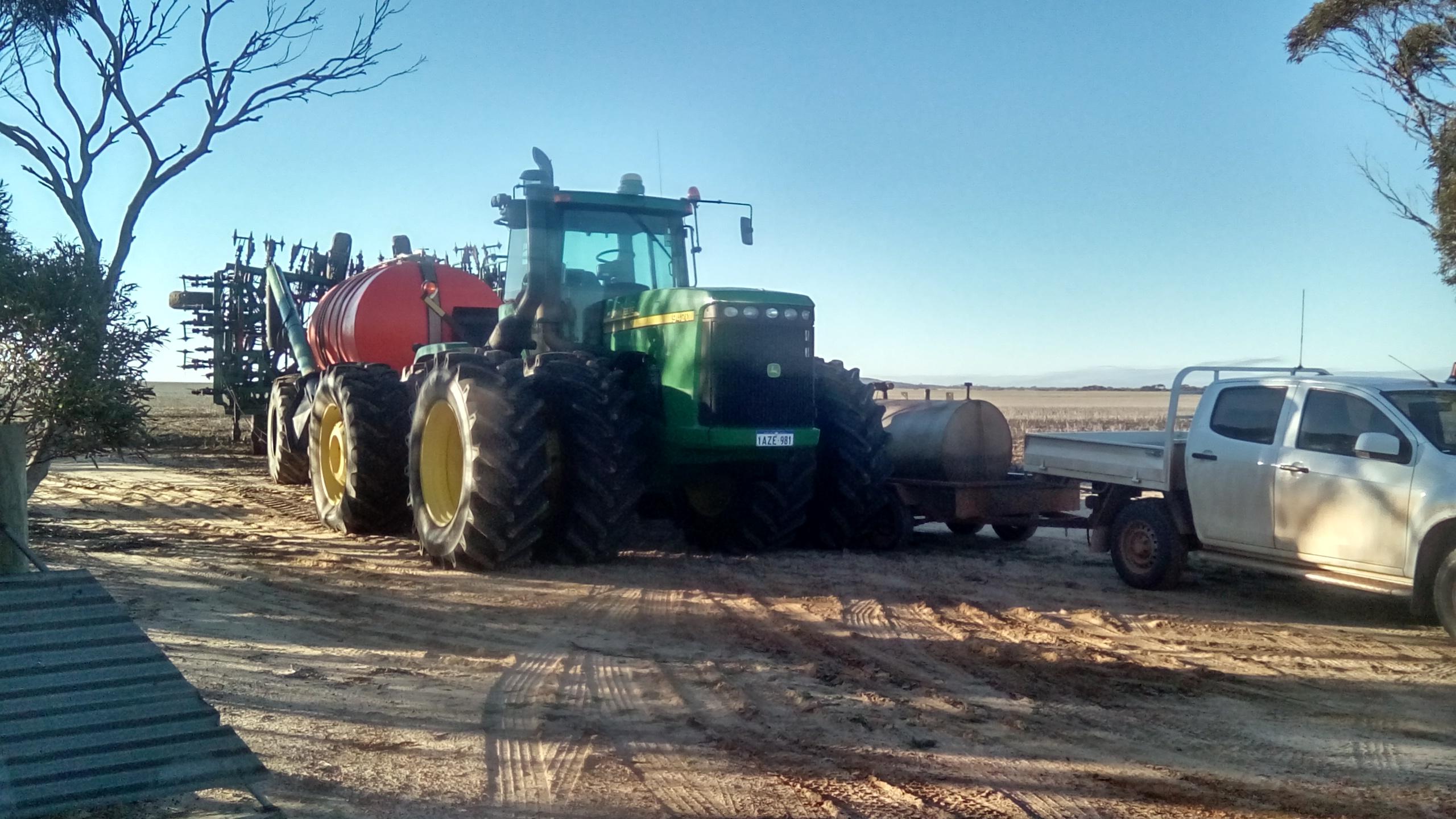 tractor machinery operator hgv c e cpc card